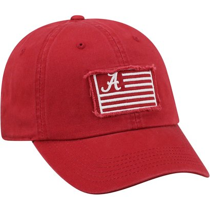 brand new 216c2 b94c3 Top of the World Men s University of Alabama Flag Adjustable Cap