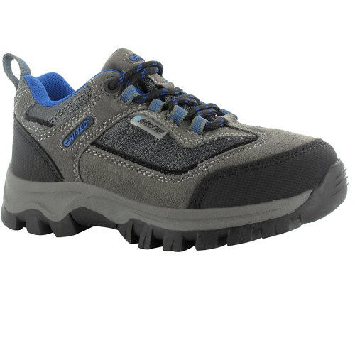 Hi-Tec Boys' Hillside Low Waterproof Hiking Shoes