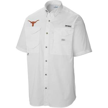 Columbia Sportswear Men's University of Texas Tamiami Button Down Shirt