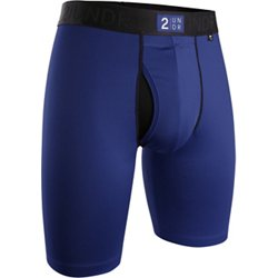 Men's Power Shift 9 in Long Leg Boxer Briefs