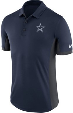 Nike Men's Dallas Cowboys Evergreen Core Polo Shirt