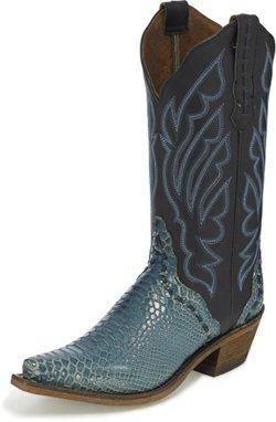 Nocona Boots Women's Snake Print Boots