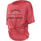4573a041e3e Women s University of Louisiana at Lafayette Boyfriend Knot T-shirt
