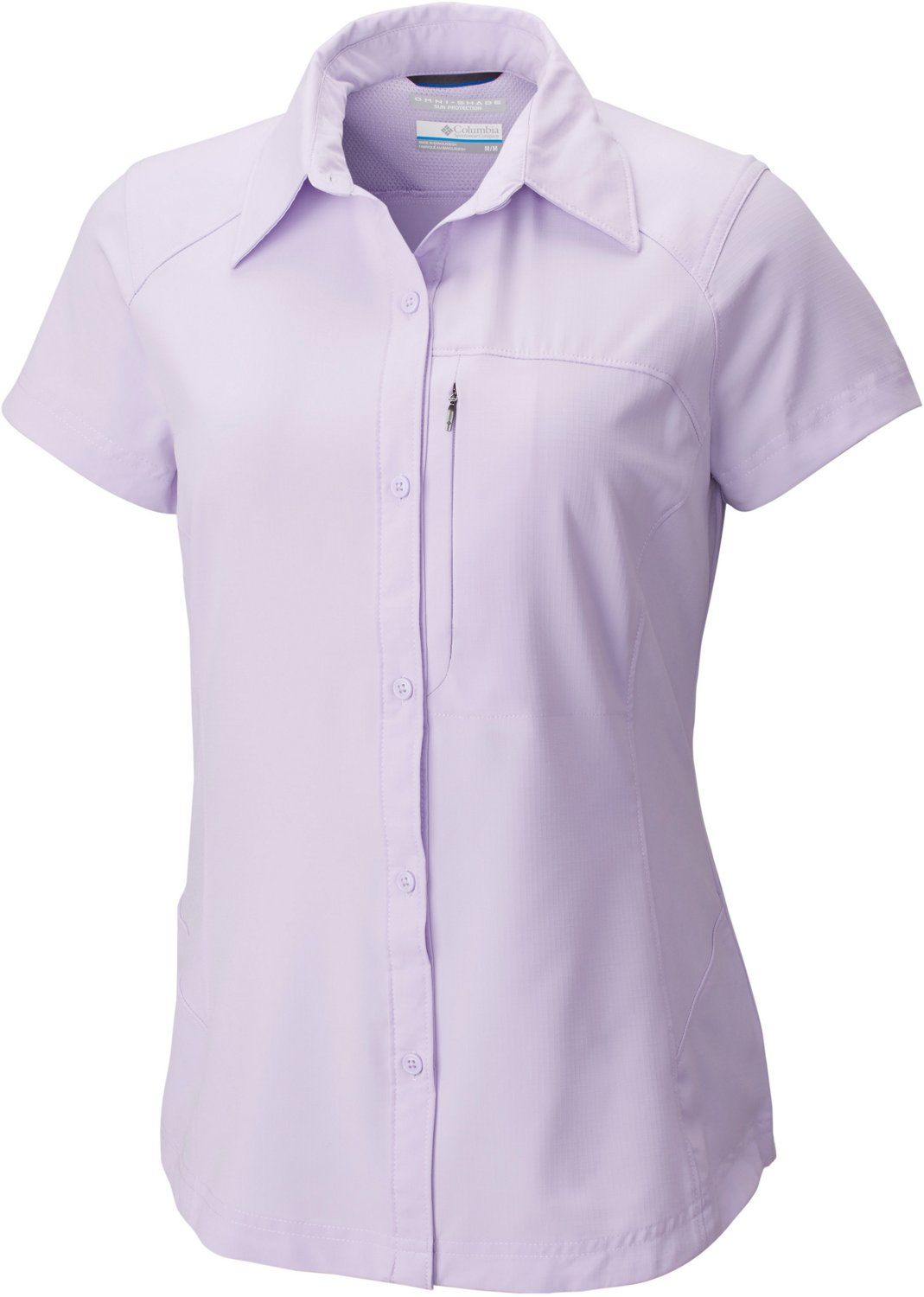 Columbia Sportswear Women's Silver Ridge Short Sleeve Shirt - view number 2