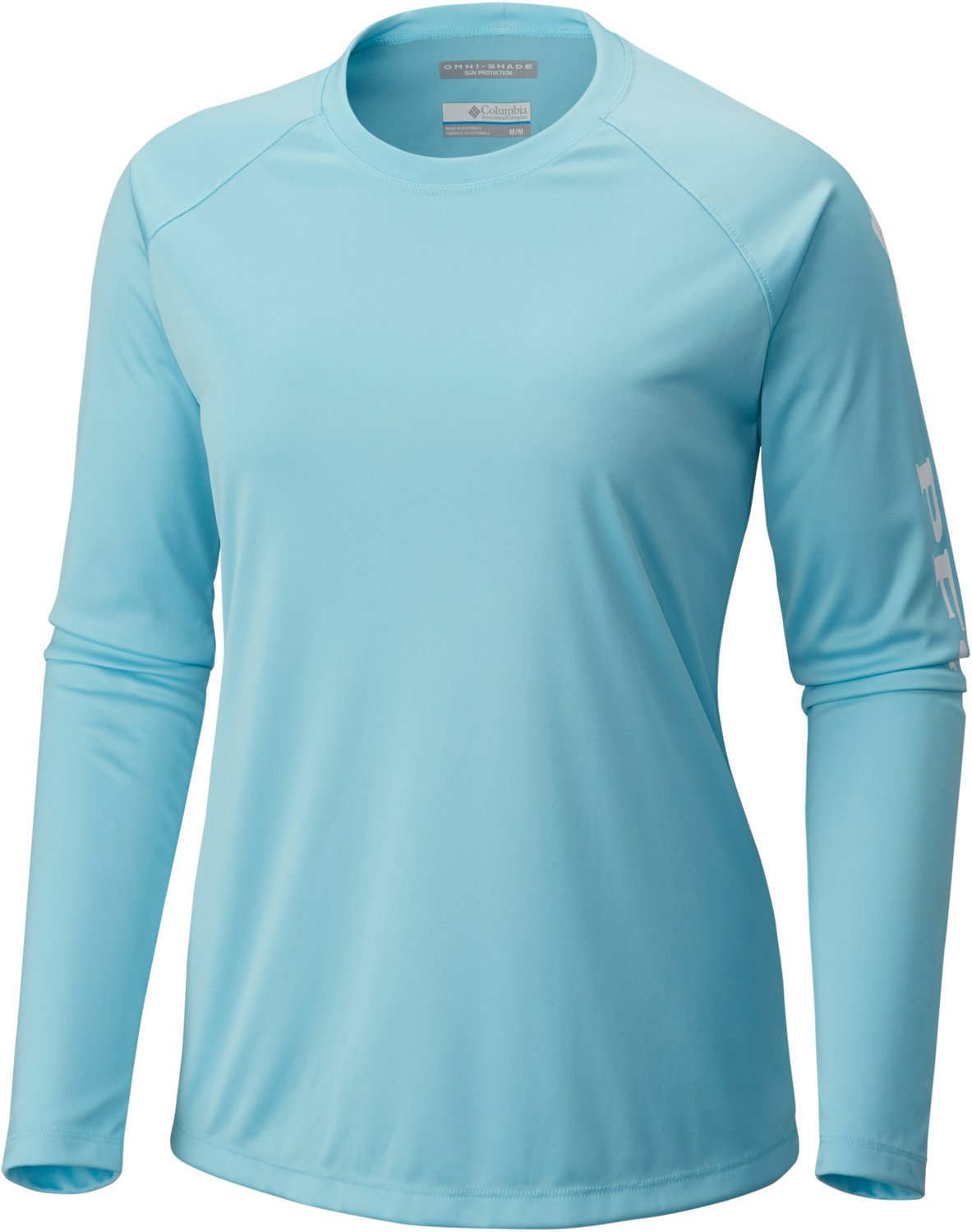 b12160f34a6c Display product reviews for Columbia Sportswear Women's PFG Tidal Tee II  Plus Size Long Sleeve T