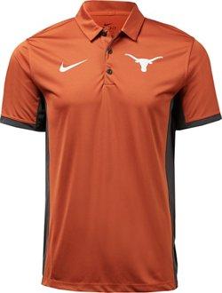 Nike Men's University of Texas Evergreen Polo Shirt