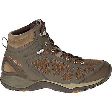 907ee6f247 Merrell Women's Siren Sport Q2 Mid Waterproof Hiking Boots