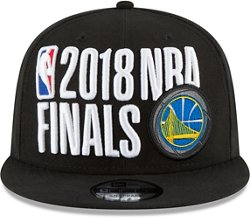 New Era Men's Golden State Warriors 2018 NBA Finals 9FIFTY Cap