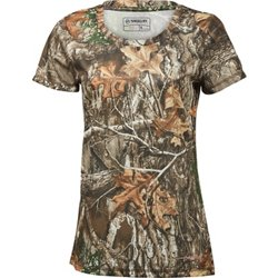 Women's Eagle Pass Mesh Short Sleeve Shirt
