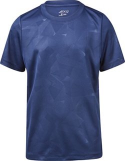 BCG Boys' Turbo Embossed T-shirt