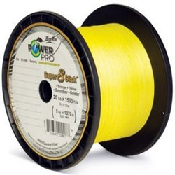 PowerPro Super 8 Slick 30 lb - 300 yards Braided Fishing Line