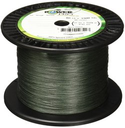 PowerPro 40 lb - 150 yards Braided Fishing Line