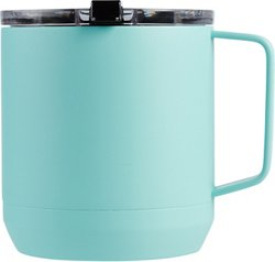 Throwback 14 oz Mug with Locking Lid