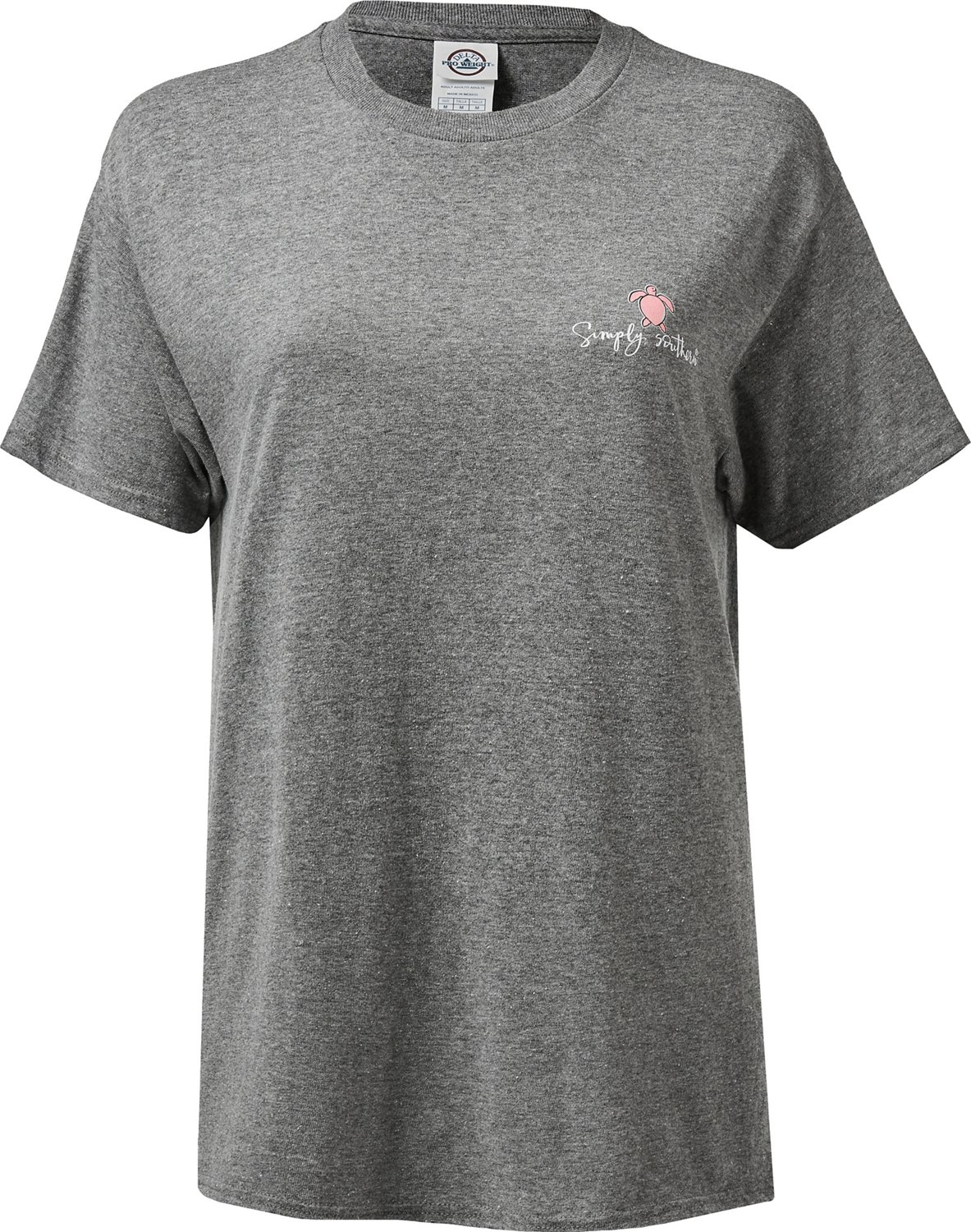 Simply Southern Women's Save the World T-shirt - view number 1