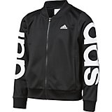 adidas Girls' Cropped Bomber Jacket