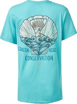 Women's Seashell Redfish T-shirt