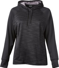BCG Women's Plus Size Performance Fleece Pullover