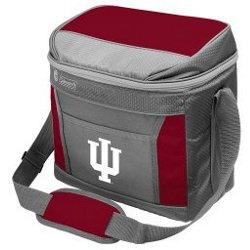 Indiana University 9-Can Cooler