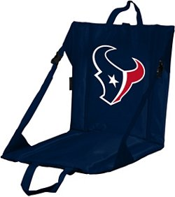 Logo Houston Texans Stadium Seat