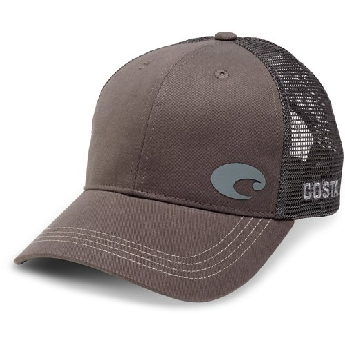 Costa Del Mar Men's Offset Logo HD Trucker Cap