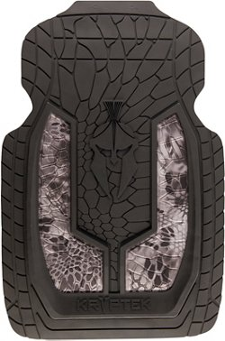 Warrior Raid Camo Front Floor Mats