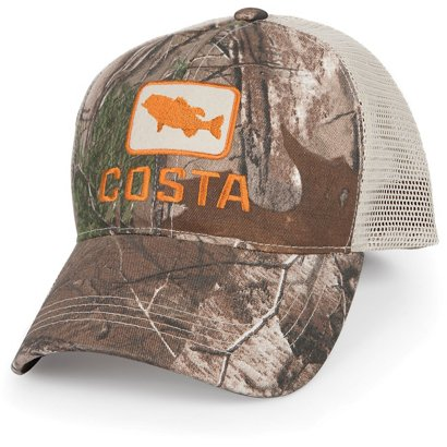 ... Costa Del Mar Men s XL Bass Camo Trucker Cap. Men s Hats. Hover Click  to enlarge 843e615f209f