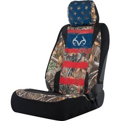 Americana Low Back Camo Seat Cover