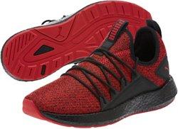 PUMA Boys' NRGY NEKO Knit JR Running Shoes