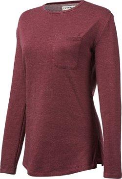 Magellan Outdoors Women's Long Sleeve Willow Creek Knit Shirt
