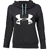 Under Armour Women's Cotton Fleece Sports Hoodie