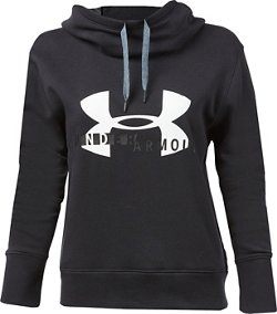 Under Armour Women's Cotton Fleece Sports Hoodie
