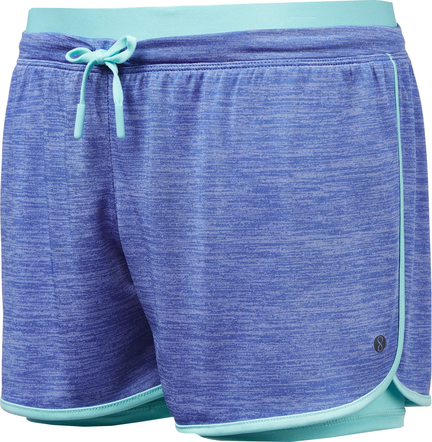 Display product reviews for Layer 8 Girls' 2-Fer Knit Shorts