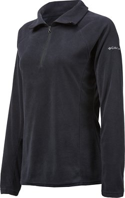 Columbia Women's Glacial IV Half Zip Fleece