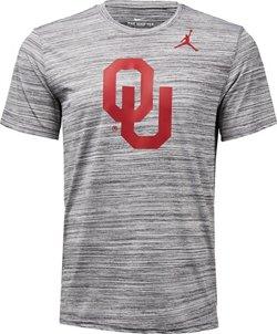 Nike Men's University of Oklahoma Jordan Legend Travel T-shirt