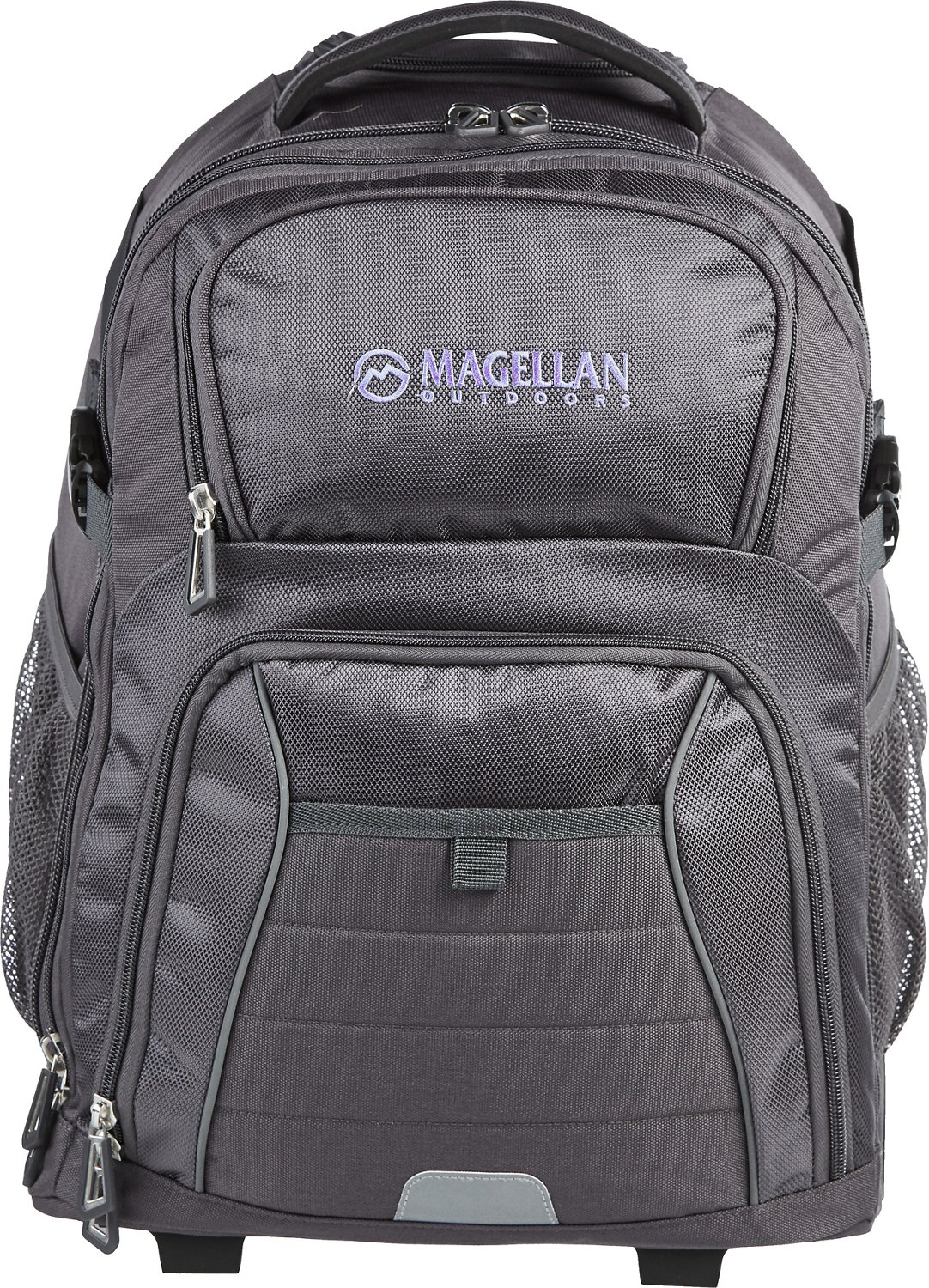 5986062817aed5 Display product reviews for Magellan Outdoors Summit II Wheeled Backpack