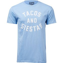 Men's Tacos and Siestas Short Sleeve T-shirt
