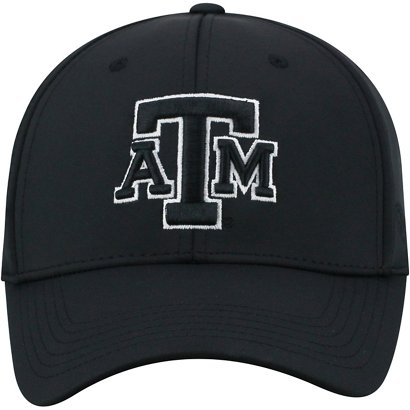 lowest price 9bdac 0b2ab ... NCAA   Texas A M Aggies   Texas A M Headwear   Top of the World Men s  Texas A M University Tension Flex Fit Cap. Texas A M Headwear. Hover Click  to ...