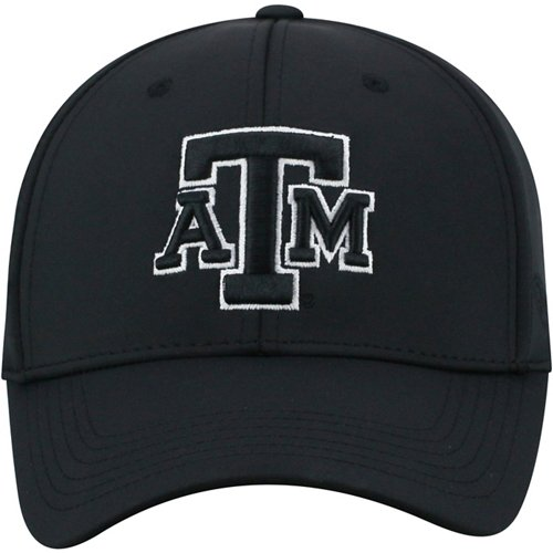 Top of the World Men's Texas A&M University Tension Flex Fit Cap