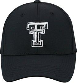 Top of the World Men's Texas Tech University Tension Flex Fit Cap