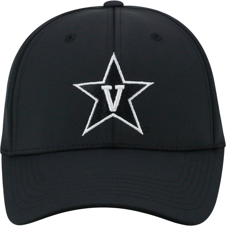 hot sale online e03e4 f79d8 Top of the World Men s Vanderbilt University Tension Flex Fit Cap   Academy