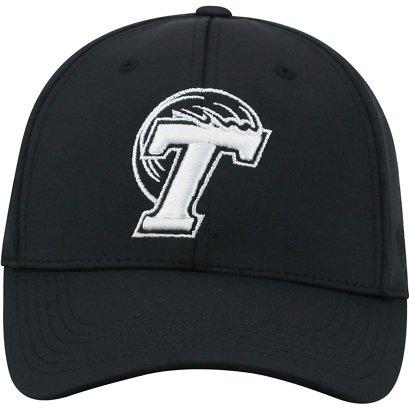 Top of the World Men s Tulane University Tension Flex Fit Cap  2935c20b67d