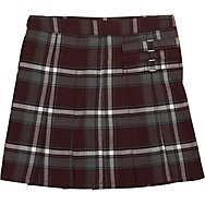 Girls' Uniform Shorts & Skirts