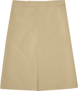 French Toast Girls' Kick Pleat Skirt