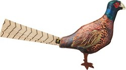 Fabric Pheasant Squeaker Chew Toy