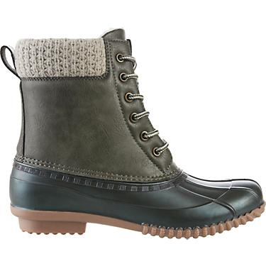 a038456fe87 Magellan Outdoors Women's Mid Sweater Duck Boots