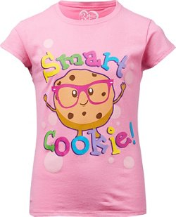 Extreme Concepts Girls' Smart Cookie T-shirt