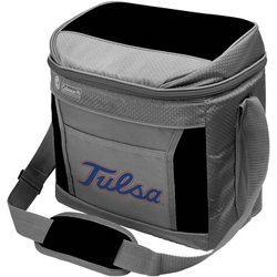 Tulsa Golden Hurricane 9 Can Cooler