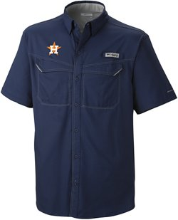 Men's Houston Astros Low Drag Offshore Shirt