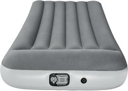 Bestway Twin-Size Airbed with Built-In Pump