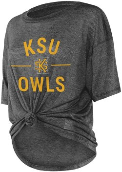 Women's Kennesaw State University Boyfriend Knot T-shirt